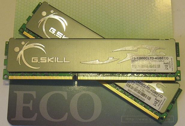 G.Skill ECO Series
